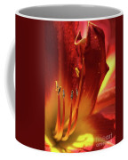 Firey Lily Coffee Mug