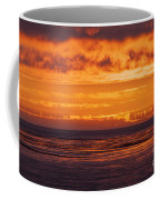 Firey Sunset Sky Coffee Mug