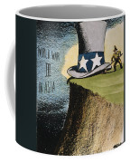 Firing Of Macarthur Coffee Mug