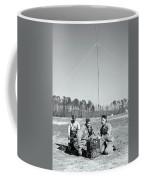 First African American United States Marines 1942 Coffee Mug