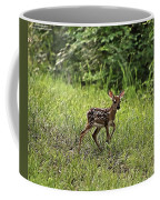 First Baby Fawn Of The Year Coffee Mug