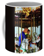 First Carousel Ride Coffee Mug