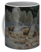 First Cold Snap Coffee Mug