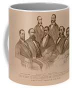 First Colored Senator And Representatives Coffee Mug