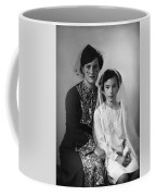 First Communion And Mom Coffee Mug