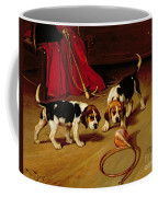First Introduction Coffee Mug by Wright Barker