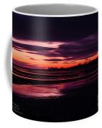 First Light At Granton, From Cramond Coffee Mug