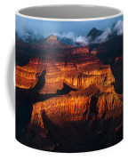 First Light - Grand Canyon Coffee Mug