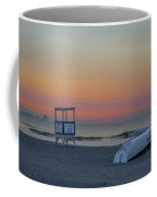 First Light On Ocean City New Jersey Beach Coffee Mug