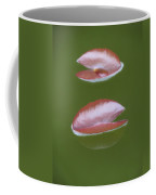 First Lily Pads - Brush Strokes Coffee Mug