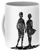 First Love-black Coffee Mug