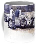 1950 First Met Up Talbot Lago Le Mans 24 Coffee Mug