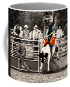 First Out Of The Chute Coffee Mug