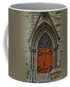 First Presbyterian Church Door Coffee Mug