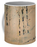 First Snow Central Park Coffee Mug