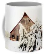 First Snowfall Coffee Mug