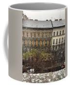 First Snow Of The Year Coffee Mug
