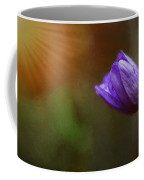 First Spring Flower Rays Coffee Mug by Mary Jo Allen