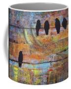 First Step Is The Dream Coffee Mug