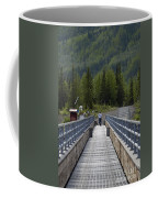 First Steps Down New Roads Coffee Mug