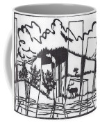 First Time In A City 1 Coffee Mug
