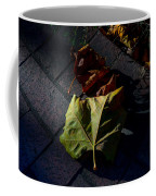 First To Fall Coffee Mug