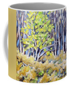 First Touch Of Spring Coffee Mug