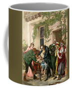 First Vaccination, 1796 Coffee Mug