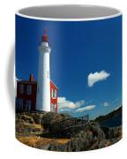 Fisgard Lighthouse Coffee Mug