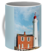 Fisgard Lighthouse Coffee Mug