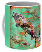 Fish And Bourbon Coffee Mug