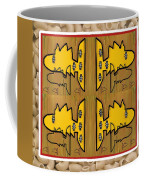 Fish Collage Coffee Mug