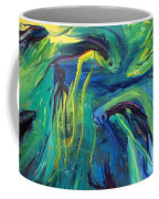 Fish Flow Coffee Mug