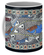 Fish Group Coffee Mug