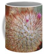 Fish Hook Barrel Cactus Coffee Mug