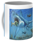 Fish In Action Coffee Mug