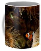 Fish In Sea Anemones Aquarium Coffee Mug