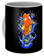 Fish Lucky Coffee Mug