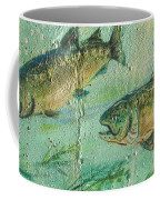 Fish On The Wall 2 Coffee Mug