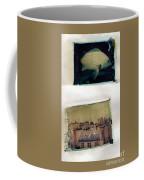 Fish Over Paris Coffee Mug