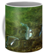 Fish Refractions Coffee Mug