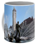Fish Ride Landscape Coffee Mug
