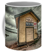 Fish Shed Coffee Mug