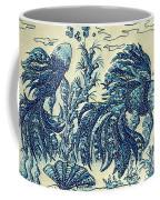 Fish Tangled 3 Coffee Mug