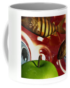 Fish Tripping Coffee Mug by Richard Rizzo