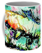 Fish Under Water Coffee Mug