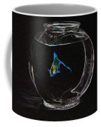 Fishbowl Coffee Mug by Tim Allen