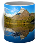 Fishercap Snowcap Reflections Coffee Mug
