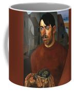Fisherman Boris Grigoriev Coffee Mug