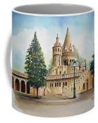 Fisherman Castle Coffee Mug